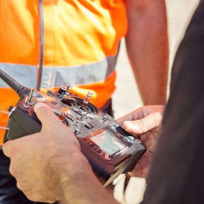 Apex drone