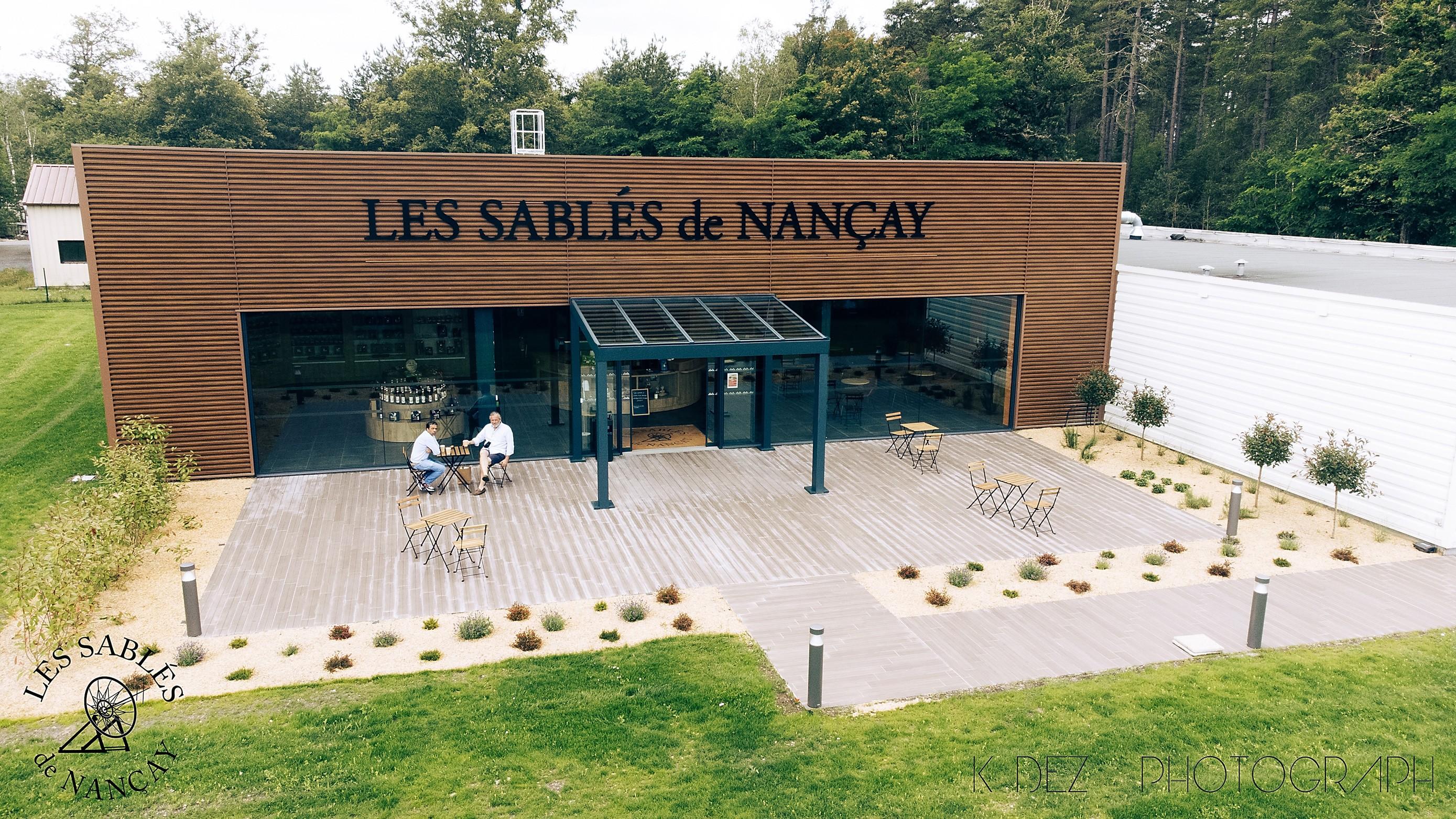 Les sablés de Nançay